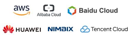 support cloud platforms